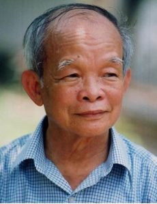 <em>Nhà văn Nguyên Ngọc.</em>