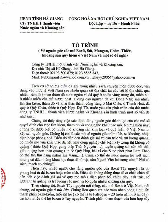 bauxit to trinh 1