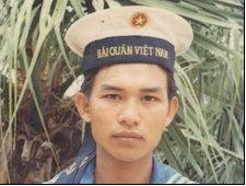 Người lính Trương Văn Hiền ngày mới nhập ngũ