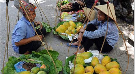 Việt Nam đứng sau hầu hết các nước Asean